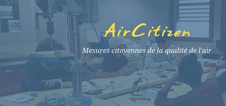 Atelier AirCitizen