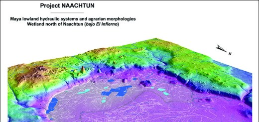 LiDAR data courtesy of Pacunam LiDAR Initiative, generated by NCALM