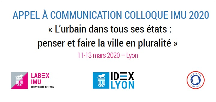 Appel à communication Colloque LabEx IMU