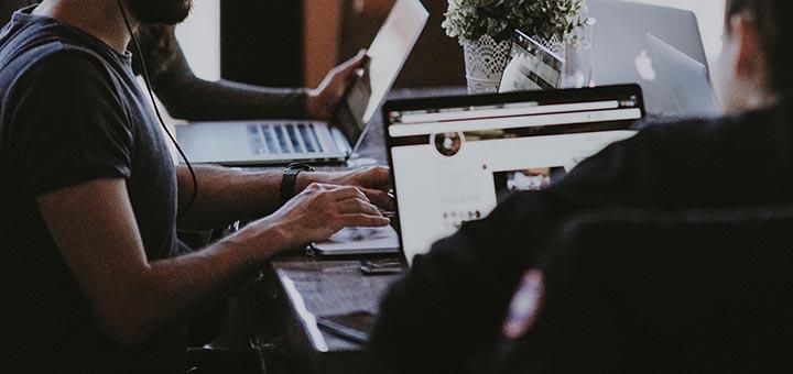Travail sur PC portables