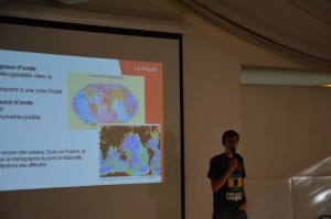 18 - Conférence sur l'acquisition de données. Les systèmes GNSS et les référentiels géographiques, altimétriques et les projections cartographiques (Clément VIRMOUX)