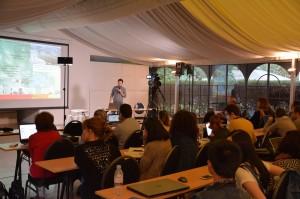 41 - Présentation des sujets de recherches des étudiants (Antoine DORISON)