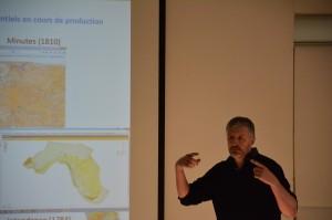 """57 - Conférence """"Le webmapping dans les sciences historiques"""" (Laurent COSTA)"""