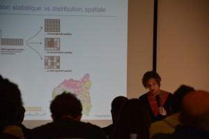 """59 - Conférence """"Analyser les localisations et organisations spatiales"""" (Hélène MATHIAN)"""
