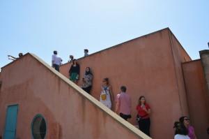 16 - Visite du Monastère des Bénédictins de l'Université de Catane