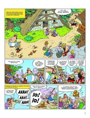 Asterix e il papiro di Cesare, p. 7