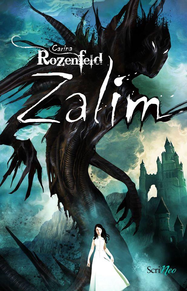 Actualité éditoriale : Zalim, le nouveau roman de Carina Rozenfeld ...