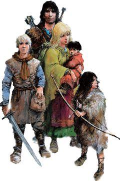thorgal-famille-rosinski-aniel-small