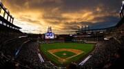 Coors Field Stadium