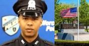 El policía dominicano Emmanuel Familia (Manny)