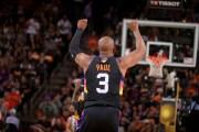 Chris Paul fue la gran figura de los Suns