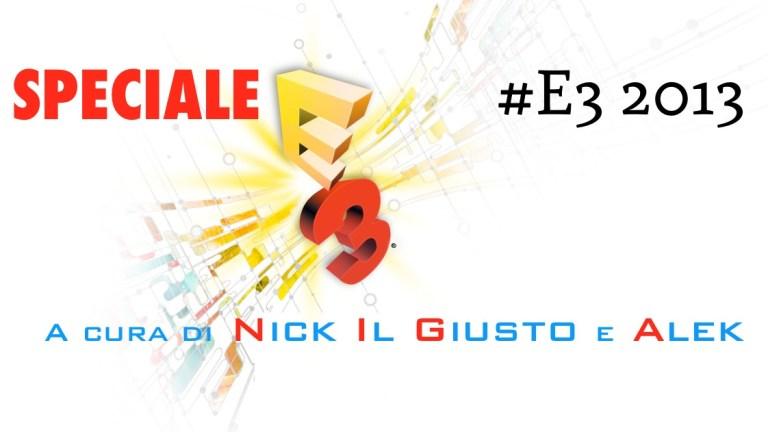 #E3 2013 – Seguilo su LAB Informer