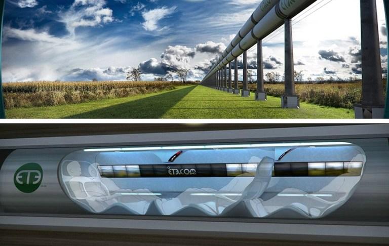 Hyperloop Alpha: Prove tecniche di futuro