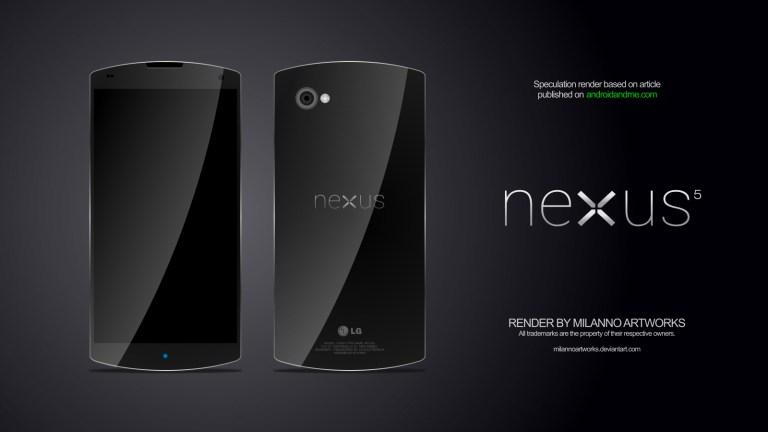 Nexus 5 e Android Kitkat 4.4