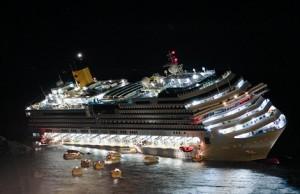 Costa Concordia 2 - Lab Informer