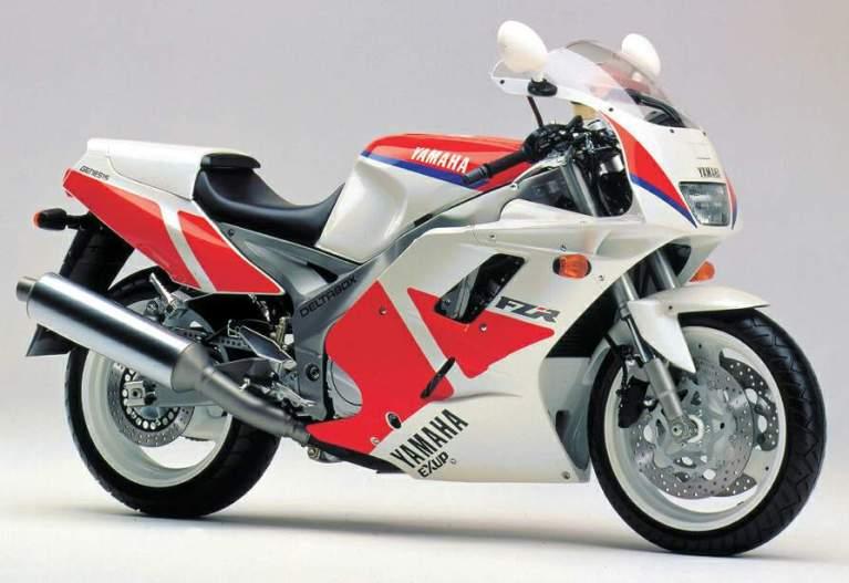 Amarcord, pillole motociclistiche – FZR1000/YZF-R1