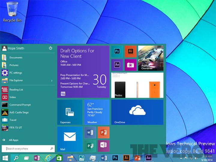 Microsoft sorprende annunciando Windows 10