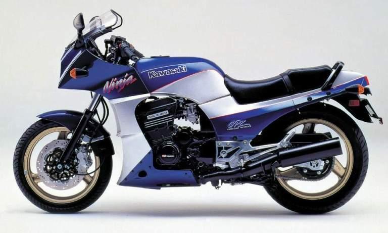 Amarcord, pillole motociclistiche – Kawasaki GPZ 900R