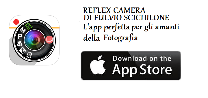 Reflex Camera: l'app perfetta per gli amanti della Fotografia