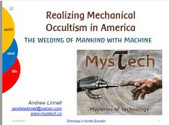 mechanichal occultism usa
