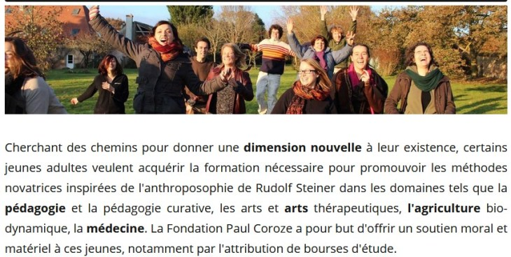 Fondation Paul Coroze