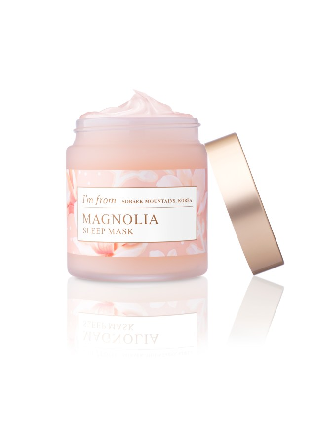 Magnolia sleep mask of Skin&lab
