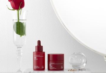 Serum in skincare routine for a firm, youthful skin! SKIN&LAB Red Serum
