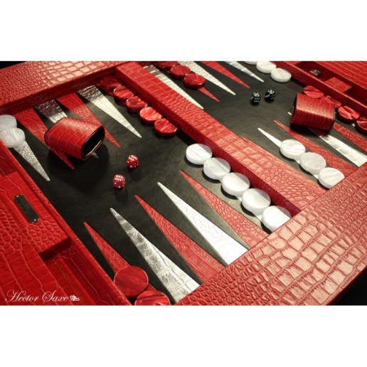 table-de-backgammon-cuir-crocodile-rouge (1)