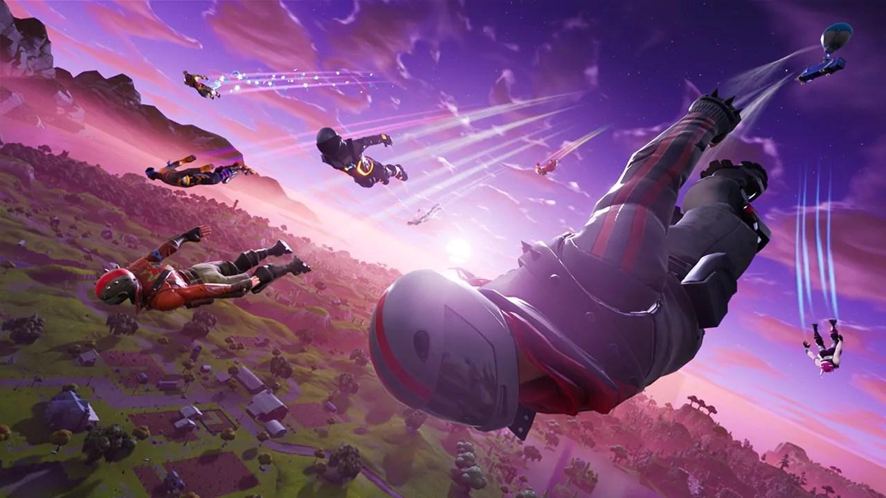 Fortnite Battle Royale Vers Un Mode O Tous Les Joueurs