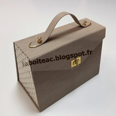 Petite boite à maquillage 61-Ariane B