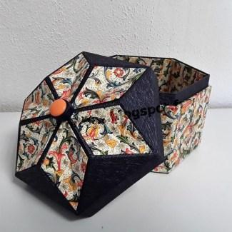 Boite Origami revisitée 31-Brigitte de MS