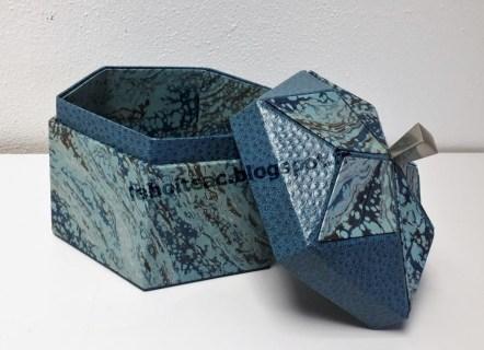 Boite Origami revisitée 6-Jacqueline G