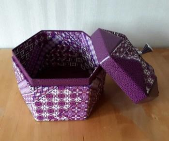 Boite Origami revisitée 9-PC