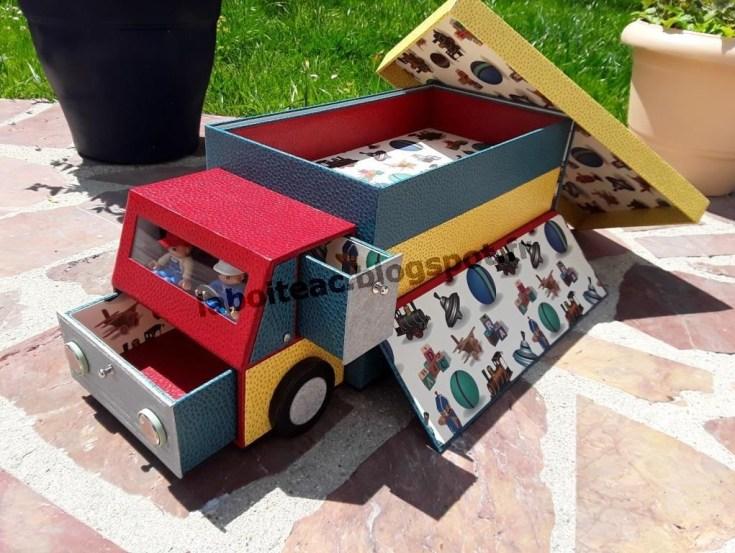 Le Camion 4-PC