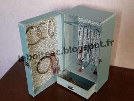 Armoire à bijoux 3-Maria R