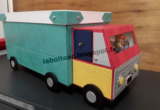 Le camion 14-Elisabeth M