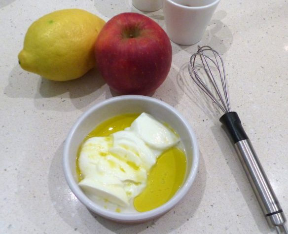 crème budwig