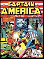 Captain America Comics 1 (mars 1941)