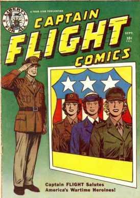 Captain Flight Comis 10 (septembre 1944)