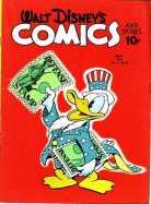 Walt Disney's Comics and Stories 20 (mai 1942)