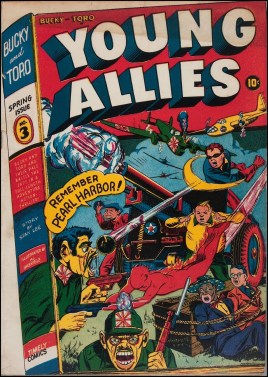Young Allies 3, printemps 1942