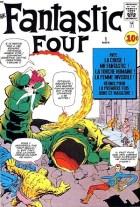 Les Quatre Fantastiques 1 (octobre 1961)