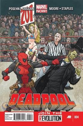 Deadpool 4 (janvier 2013)