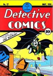 Detective Comics 27 (juin 1939)