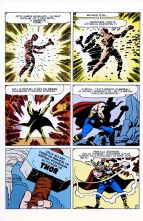 Page extraite de Journey Into Mystery 83 (août 1962)