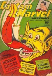 Captain Marvel Adventures 140 (janvier 1953)