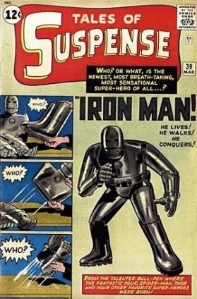 Tales of suspens 39 (mars 1963)