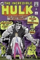 The Incredible Hulk 1 (mai 1962)