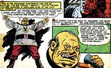 Cases extraites de The Marvel Family 78 (décembre 1952) (1)