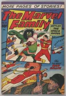The Marvel Family 80 (février 1953)